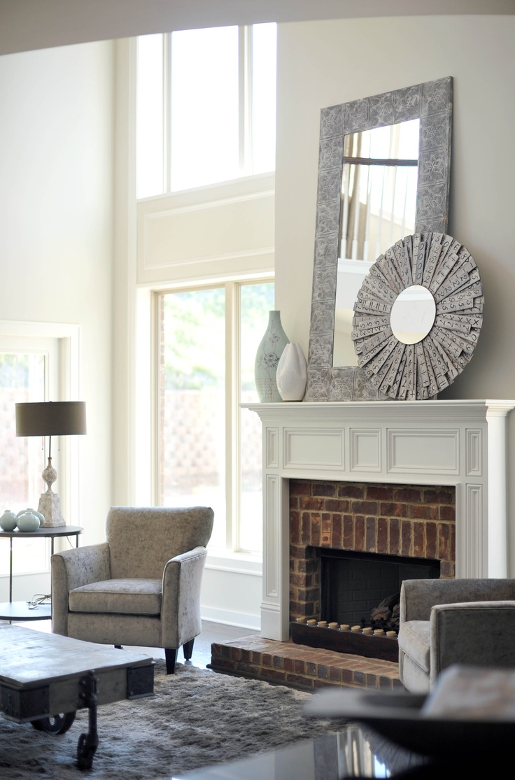 fireplace and mantle ideas for home pinterest