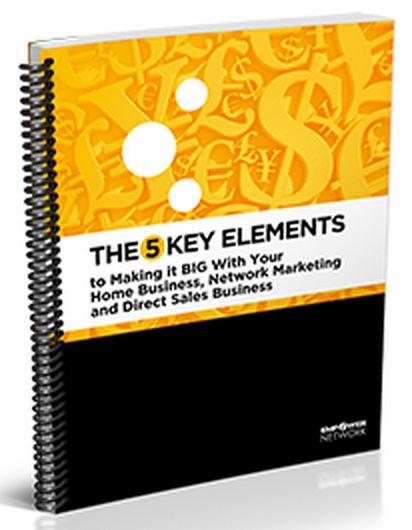 5 key elements - top producer formula