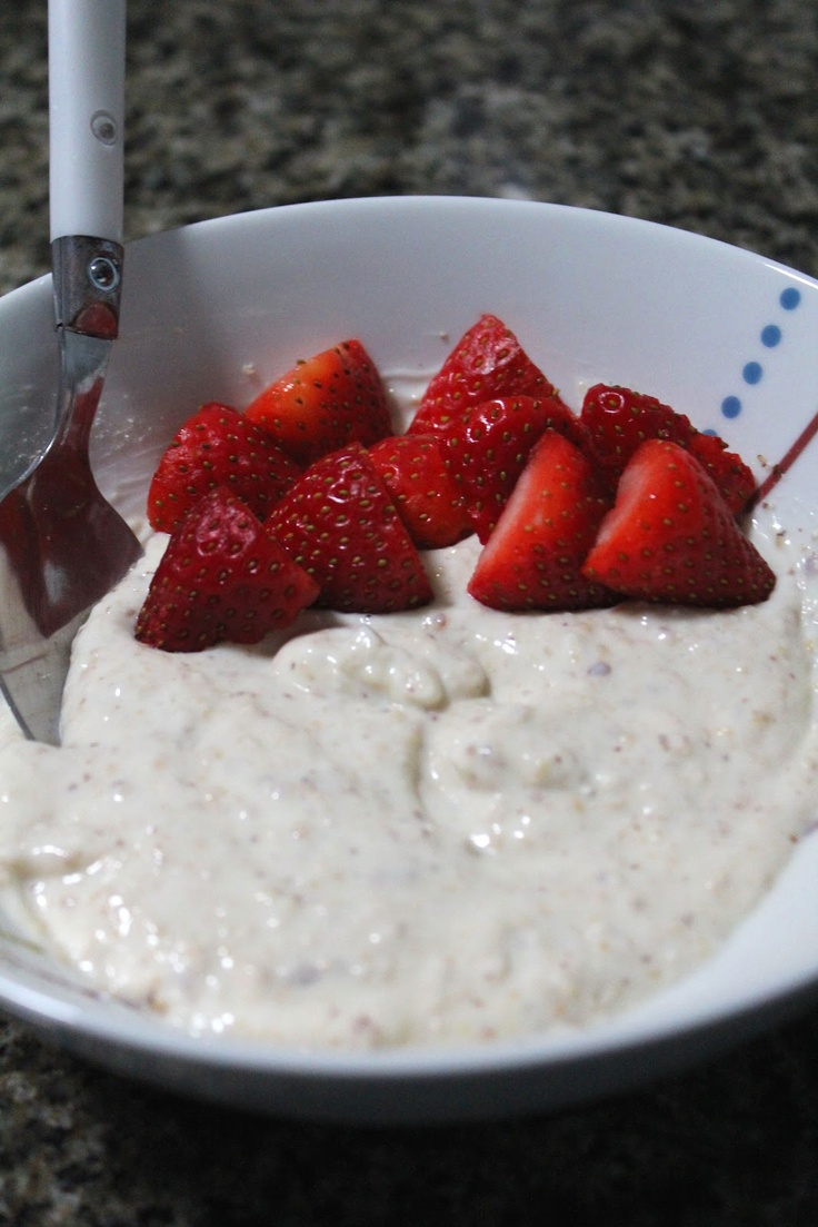 Magical Breakfast Cream | Food to try | Pinterest
