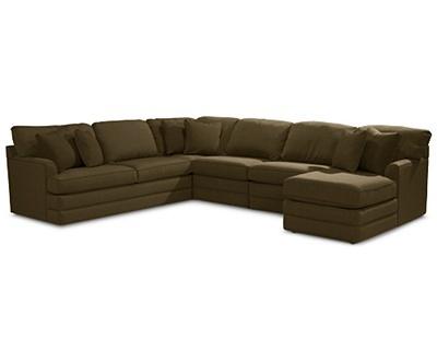 Daphne Sectional By La Z Boy Momcave LaZboy Furniture