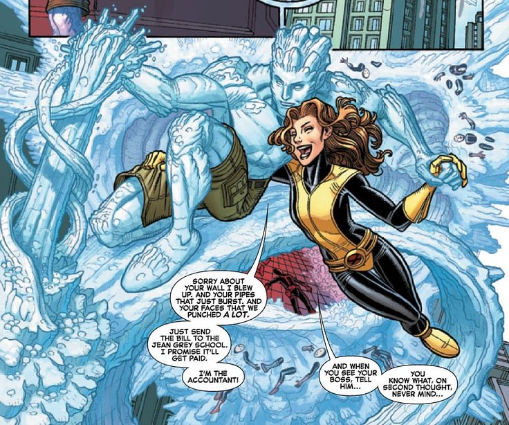 iceman and kitty pryde | COMICS BOOKs | Pinterest