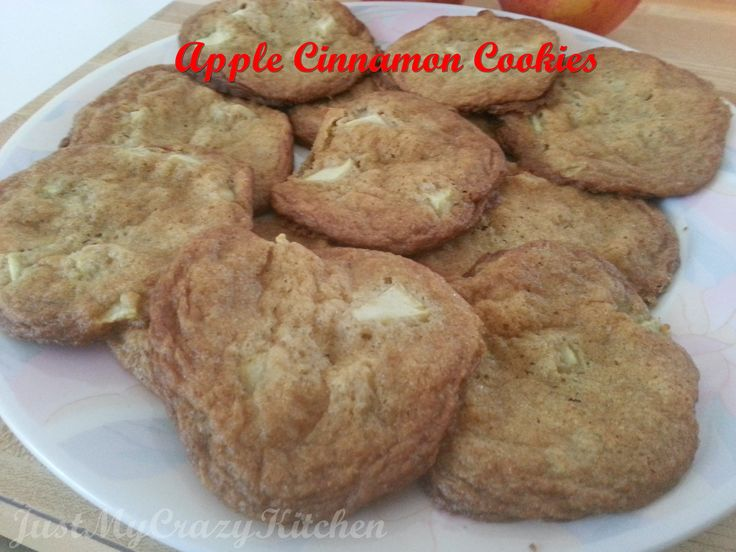 Apple Cinnamon Cookies Recipe — Dishmaps