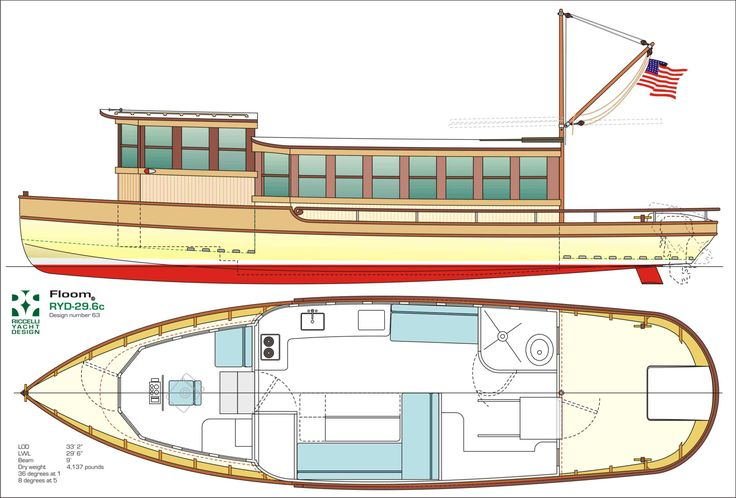 Fishing boat plans boats pinterest for Boat house plans pictures