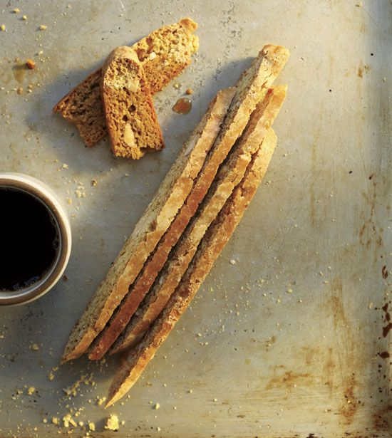 Saffron Biscotti Recipe from Pizzetta 211