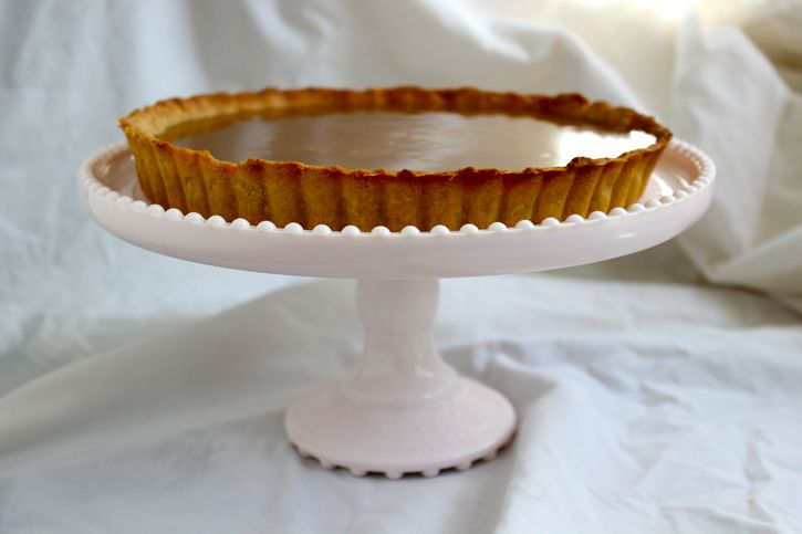 Salted Butter Tart | Cakes and Co | Pinterest