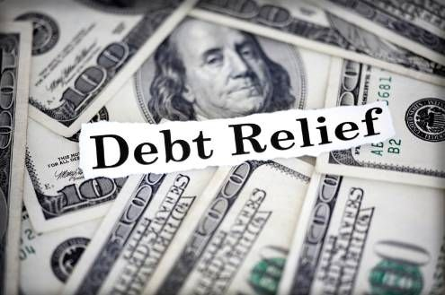 Look for debt relief program.  Credit Card Debt Relief  Pinterest