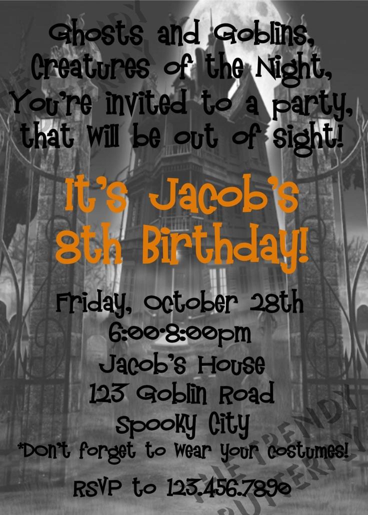 Printable Birthday Invitations for good invitations template