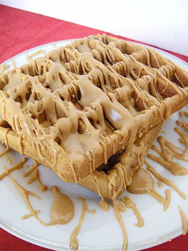 Gingerbread Waffles | Bread | Pinterest
