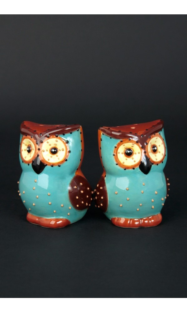 Owl salt and pepper shakers products i love kitchen pinterest