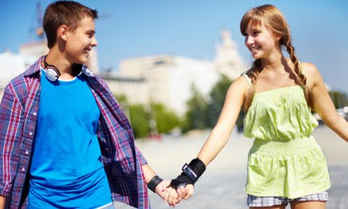 The Data on Teen Dating: Study Finds Trouble for Kids Who Date at an ...
