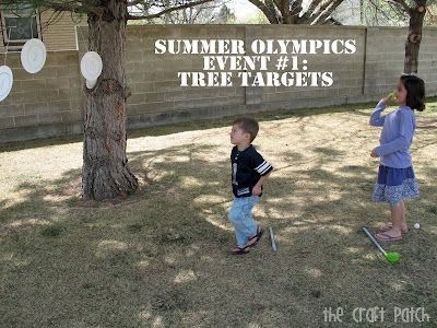 Host A Backyard Summer Olympics