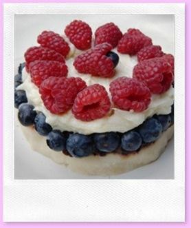 red white amp blue cake use plain yogurt instead of coconut cream