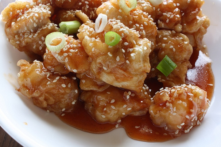 Weight Watchers Sesame Chicken | Recipe