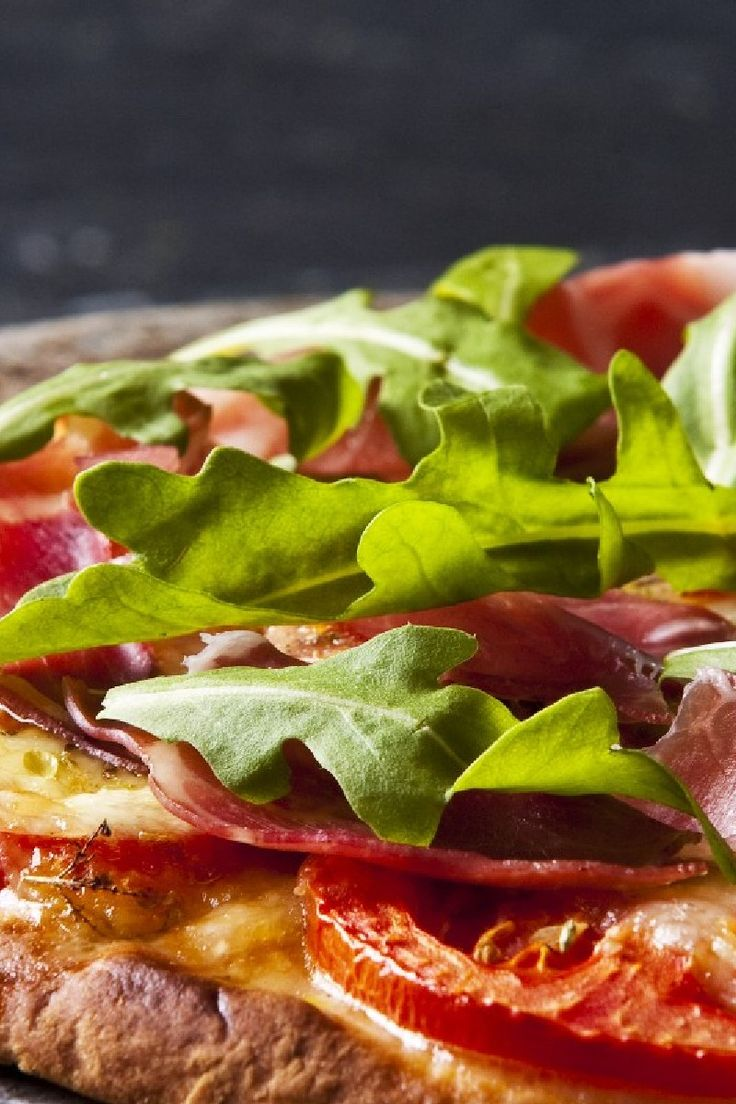 Grilled BLT Pizza | Pizza | Pinterest