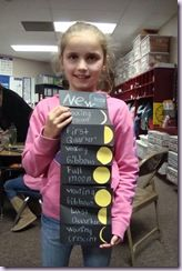 Phases of the Moon flip book ~ also has some great planet flip books!
