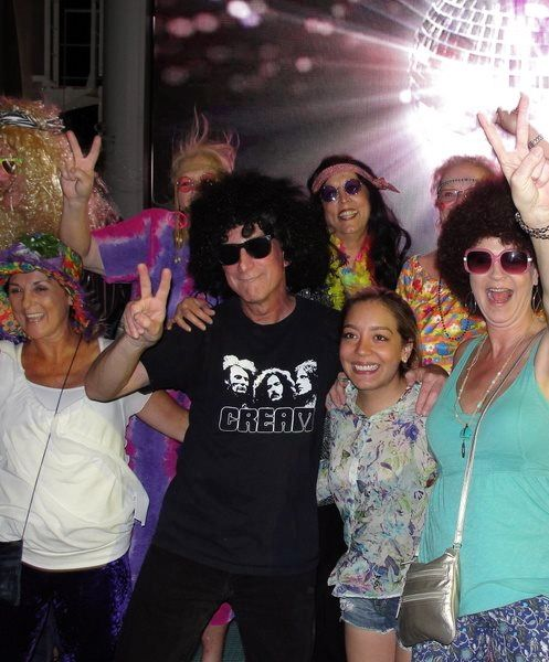 70s Disco Dance Party - Caribbean Cruises for Singles