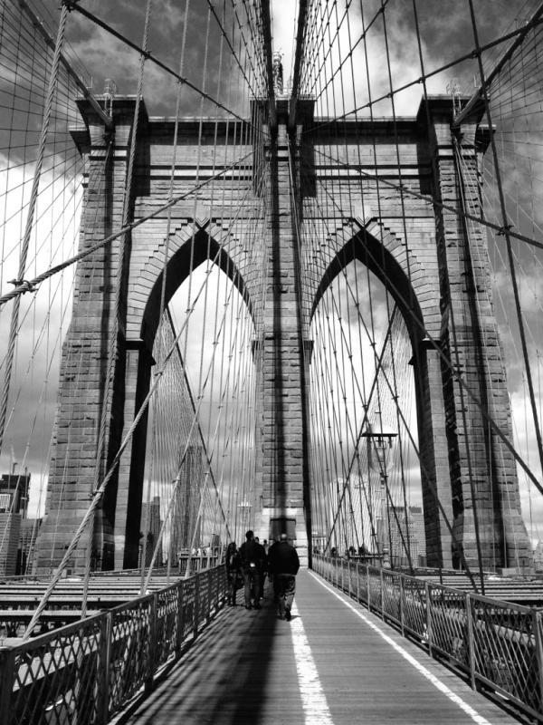 Brooklyn Bridge #Mashpics