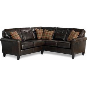 Laurel Corner Sectional Sofa By La Z Boy La Z Boy