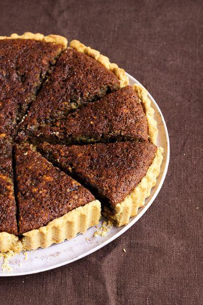 STICKY TOFFEE PUDDING TART | Cafe Espresso Tiramisu | Pinterest