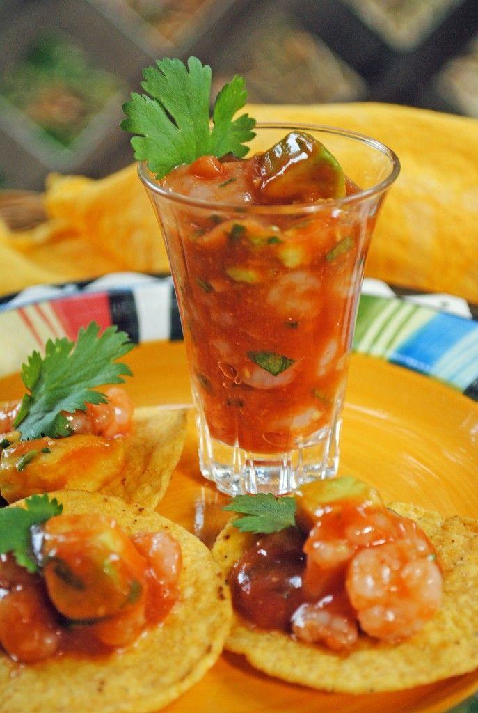 Spicy Shrimp   recipes   Pinterest