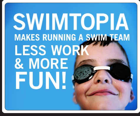 Managing a swim team just got a whole lot easier.