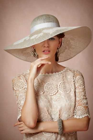 Fabulous Hats for Brides and Guests - Loverly