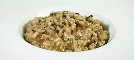wild turkey risotto - totally not turkey season anymore but I am ...