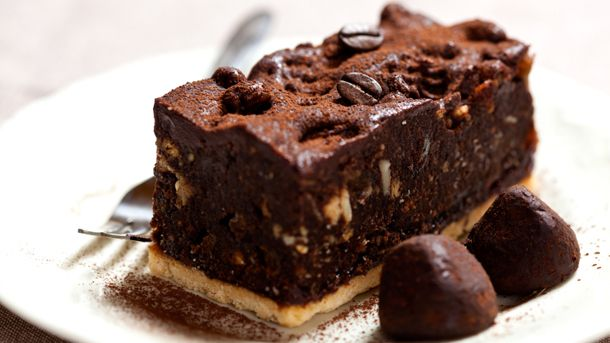 Chocolate Hazelnut Cake With Praline Chocolate Crunch Recipe ...