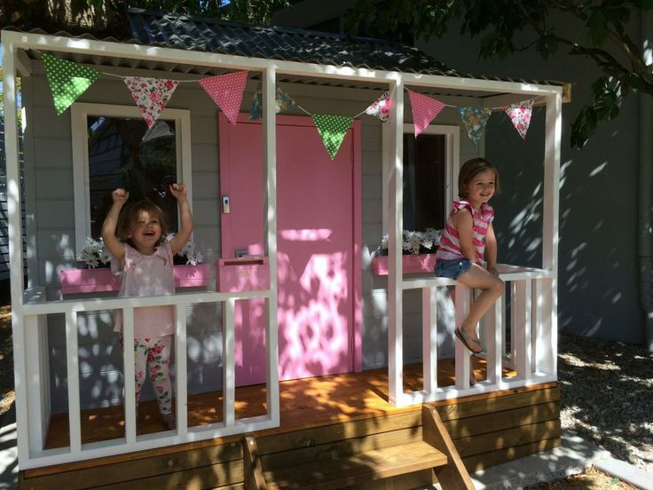 Cubby House Decorating Ideas Cubby House Inspiration