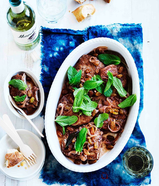 Swordfish Involtini Sicilian-Style Recipe — Dishmaps