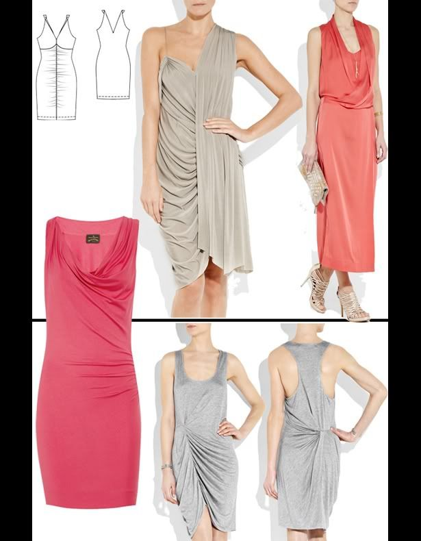 Jersey dress | clothes to make