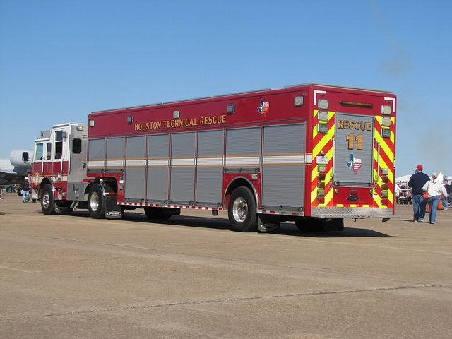 Houston Fire Department, Rescue 11