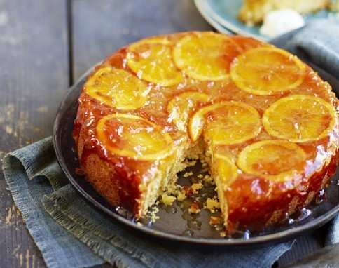 marmalade cake! | yummy recipies | Pinterest