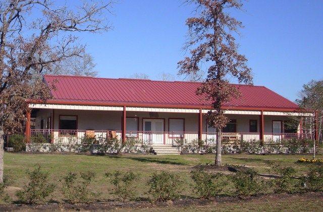Log Home Builders Brenham Texas
