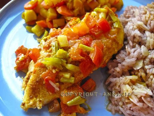 Garam Masala Chicken from Food.com: This is delicious! It is a low fat ...