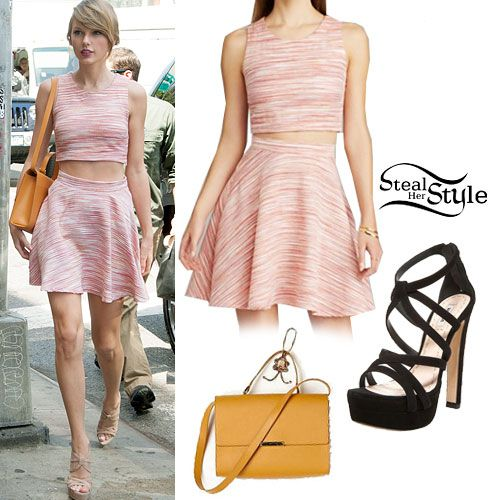 Taylor Swift Clothing Famous People Pinterest