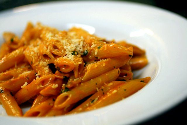 Penne Alla Vodka… | Real Italian Foodies