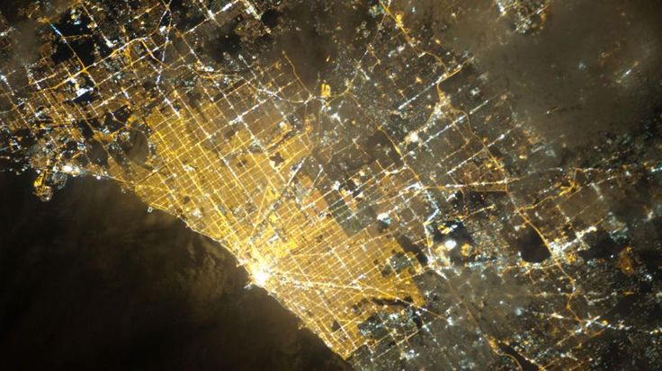 what does the space station look like from earth - photo #33