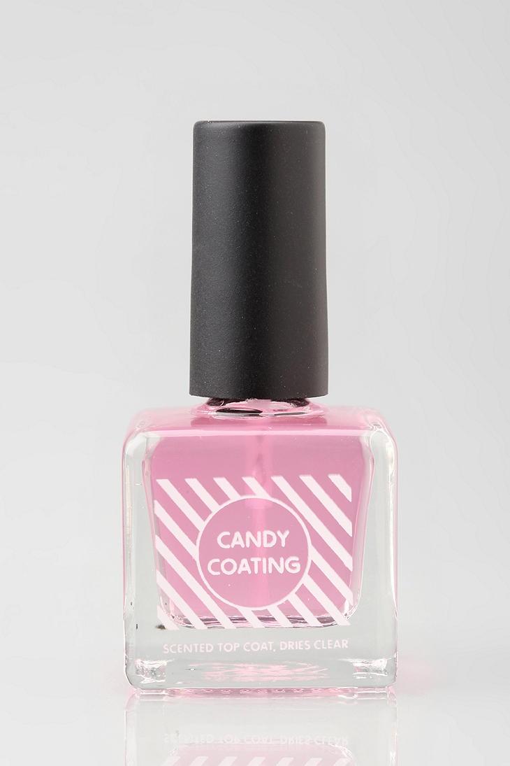 Uo candy coating top coat nail polish urbanoutfitters