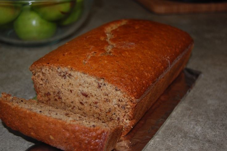 Applesauce Bread | Breads | Pinterest