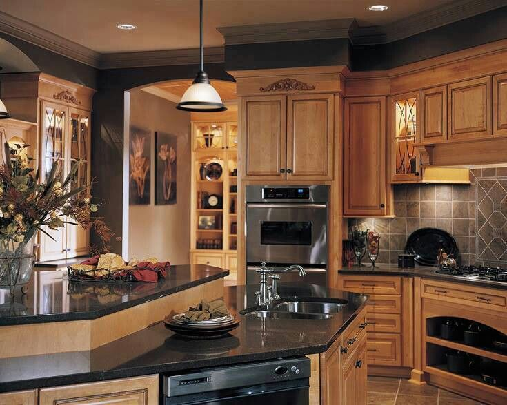 Nice traditional kitchen dream home decor pinterest for Nice kitchen designs