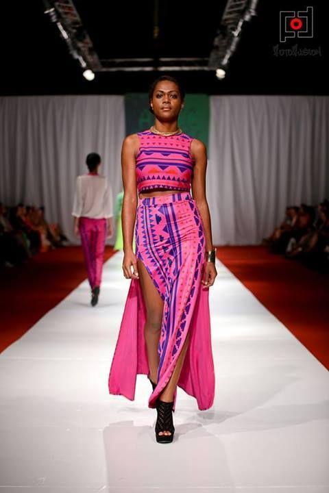 Fiji Fashion Show Island Wear Pinterest