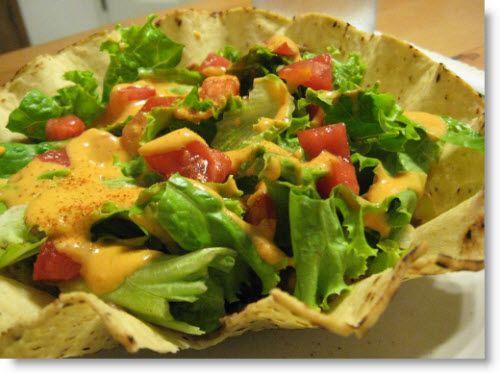 vegan-tostada-bacon-and-tofu-flickr | Food & Recipe Ideas 2 | Pintere ...