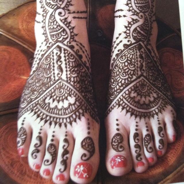 Mehndi Fingers Zara : Zara mehndi design makedes
