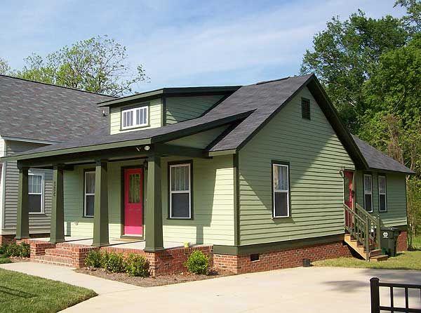 Craftsman Front Porch Roof Slope Casa Defranco Pinterest