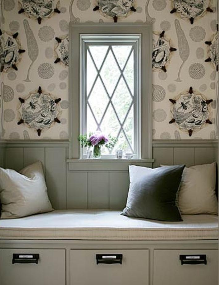 Beautiful Window Seat Interior Design Pinterest