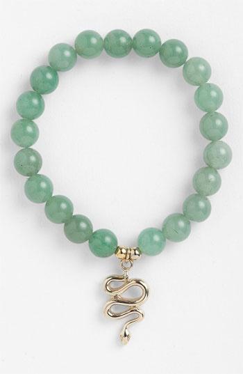 Cara Beaded Stretch Bracelet | Nordstrom