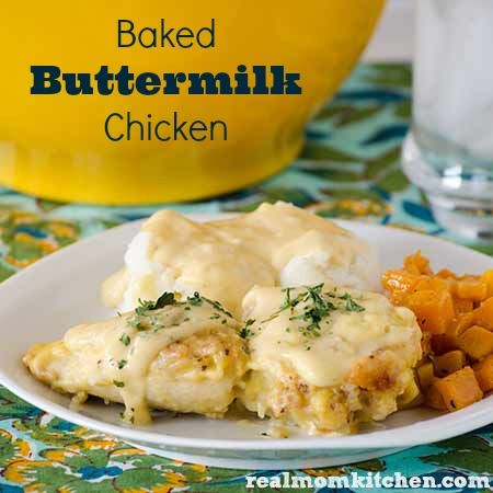 Baked Buttermilk Chicken - wondering if I can use leftover liquid whey ...