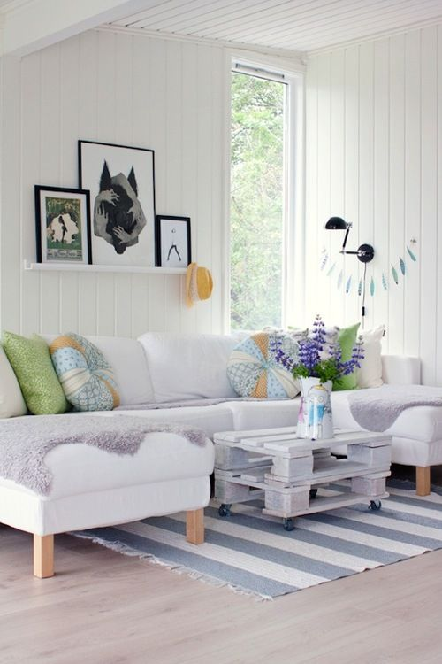 Modern Cottage Living Room : Modern cottage  Best Living Rooms Ever  Pinterest