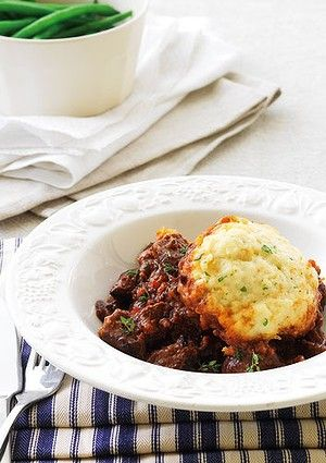 beef goulash with dumplings | Fabulous Food | Pinterest